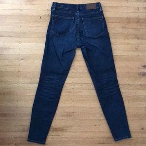 "Madewell Jeans - Madewell 9"" high riser skinny skinny 26"